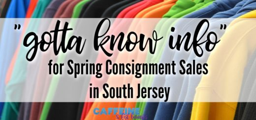 spring consignment sales south jersey kids clothing
