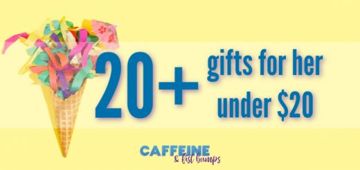 amazon gifts for her under 20 dollars