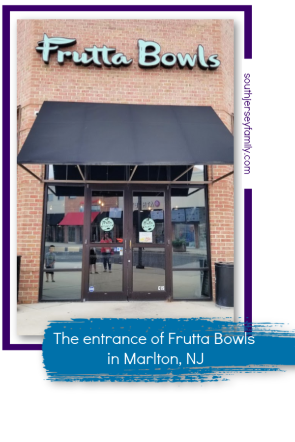 frutta bowls marlton new jersey family friendly dining south jersey family smoothies fruit bowls