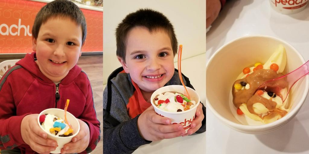 peachwave mount laurel frozen yogurt
