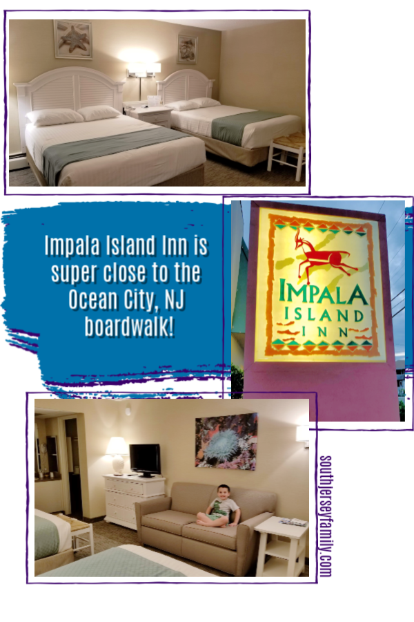 impala island inn hotel in ocean city new jersey
