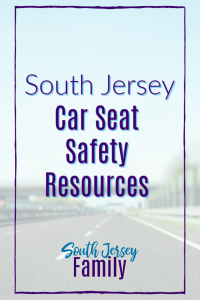 south jersey car seat safety resources