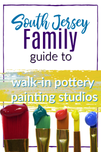 south jersey family guide to walk in pottery painting studios pinterest