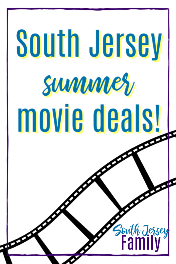 south jersey summer movie deals
