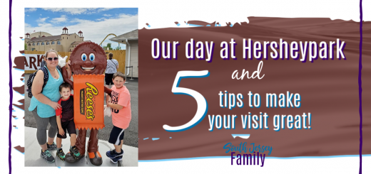 our day at hershey park and 5 tips to make your visit great