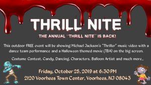 Voorhees Thrill Nite @ Voorhees Town Center