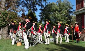 18th Century Field Day @ Whitall House/Red Bank Battlefield