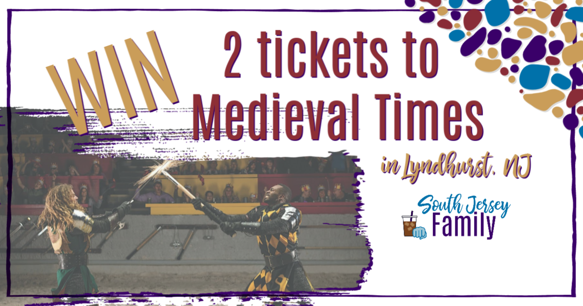 win two tickets to medieval times in lyndhurst, nj