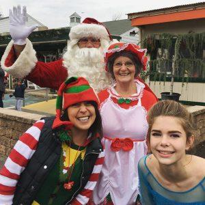 Christmas Mini Parade @ McNaughton's Garden Center