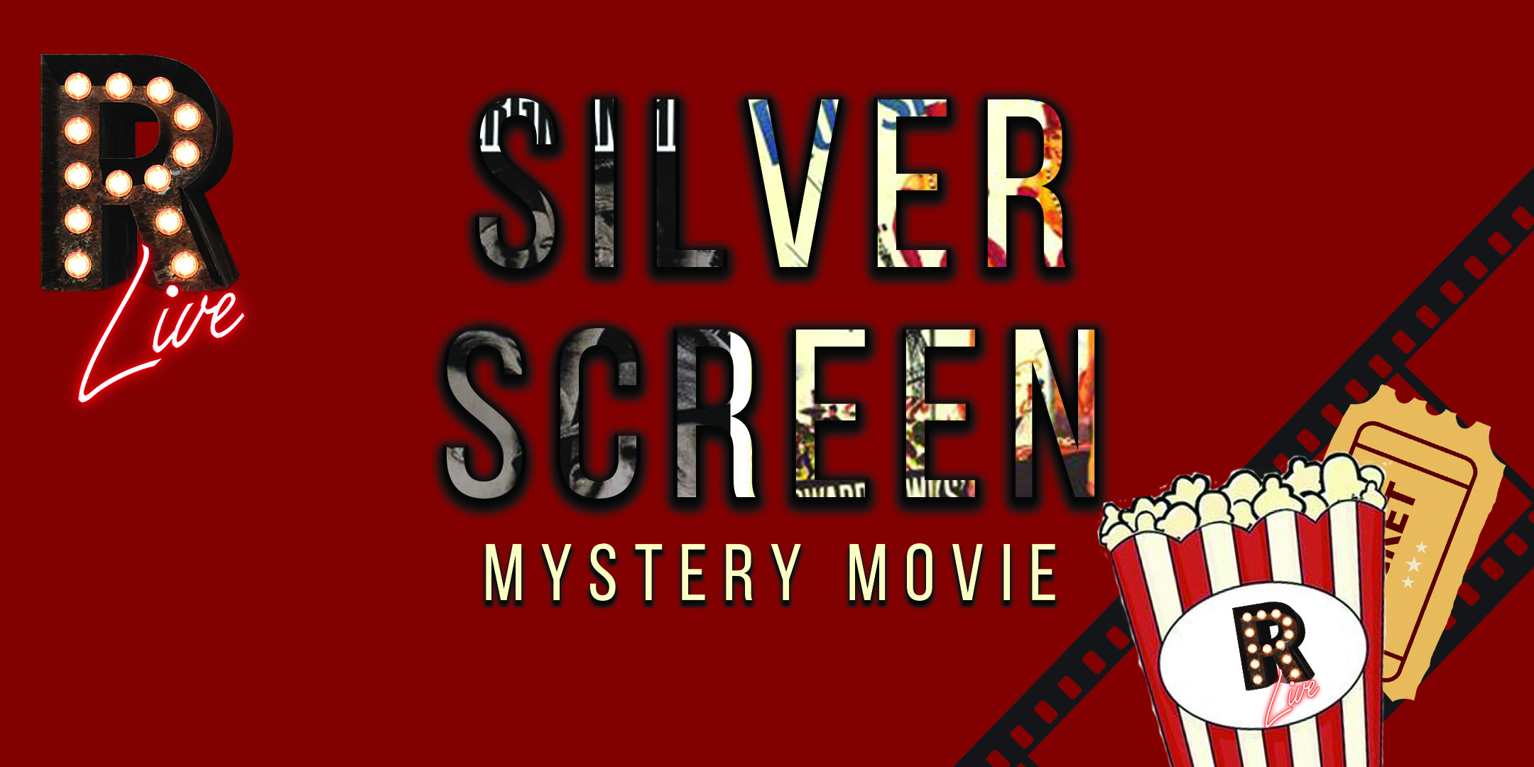 Riverview Live Silver Screen Mystery Movie @ 219 High Street, Burlington NJ 08106