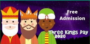 Three Kings' Day Celebration @ Cherry Hill High School West